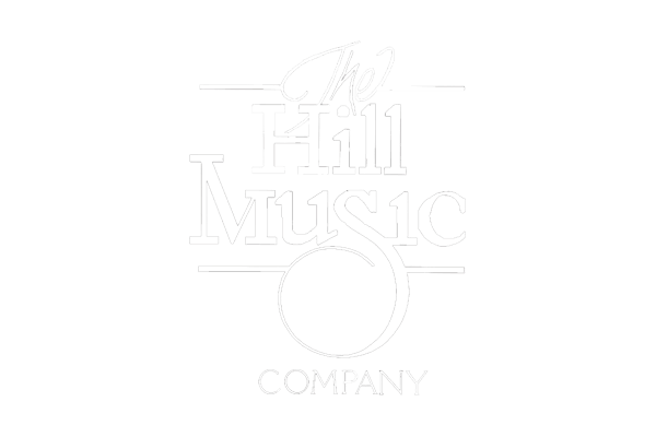logo for The Hill Music Company